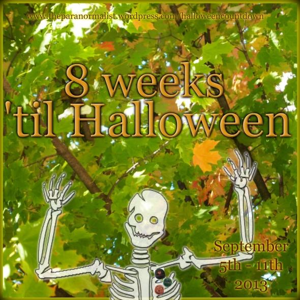 2013 halloween countdown week 8