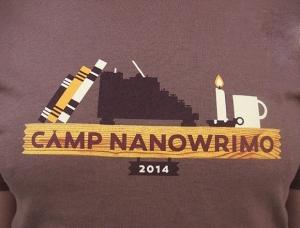 camp tee